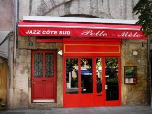 Le club de jazz Pelle-Mêle