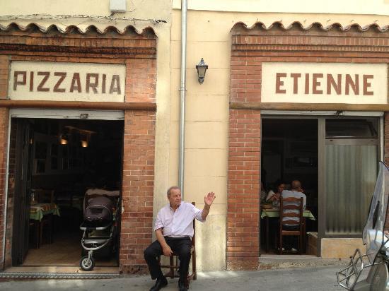 Pizzeria chez Etienne